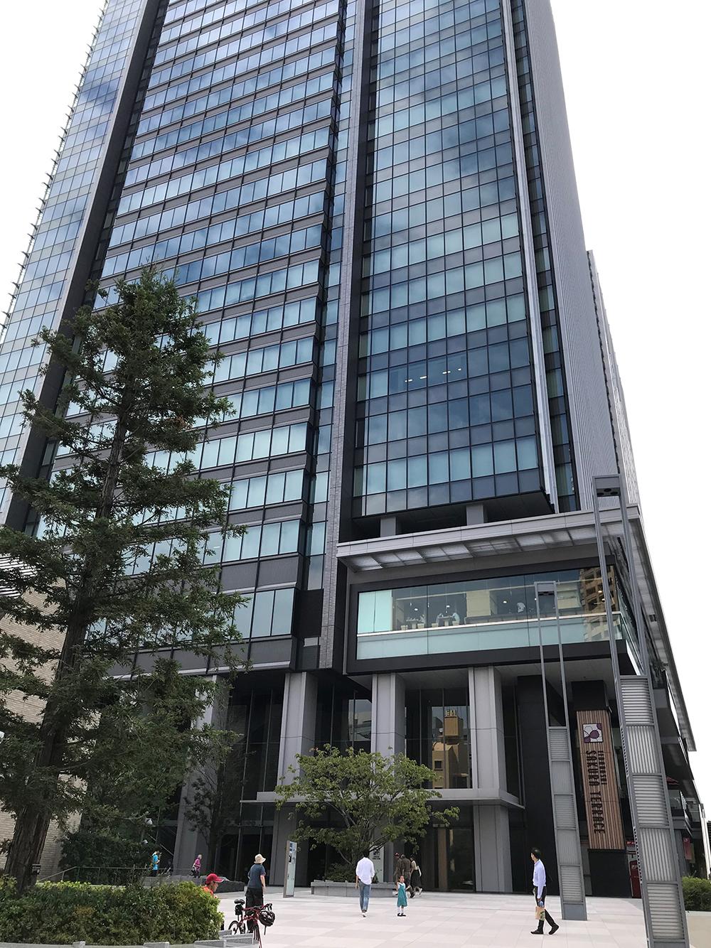 飯田橋グラン・ブルーム オフィス・商業棟