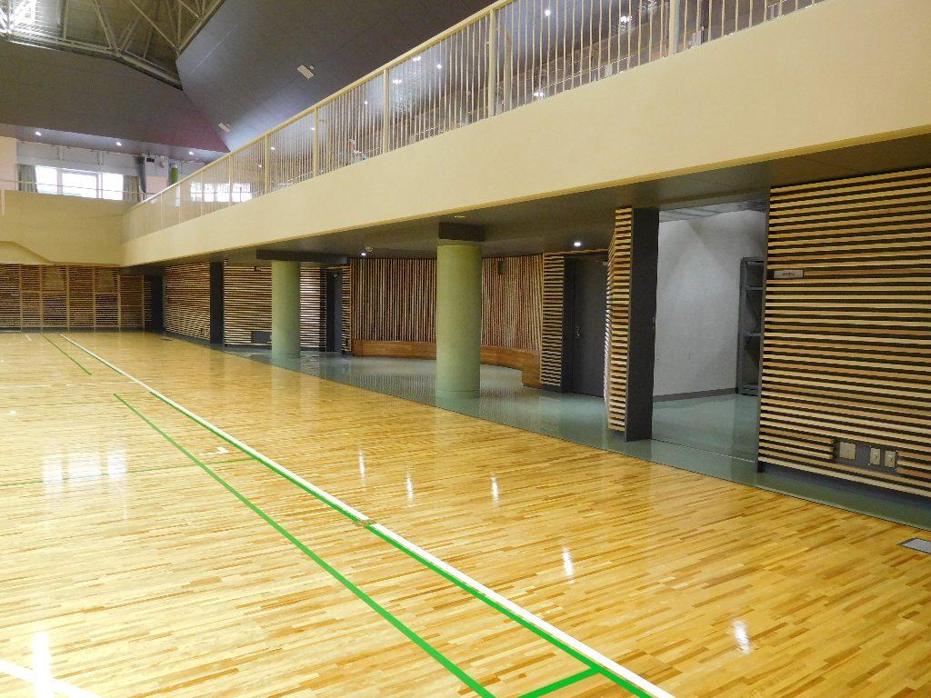 江東区深川スポーツセンター
